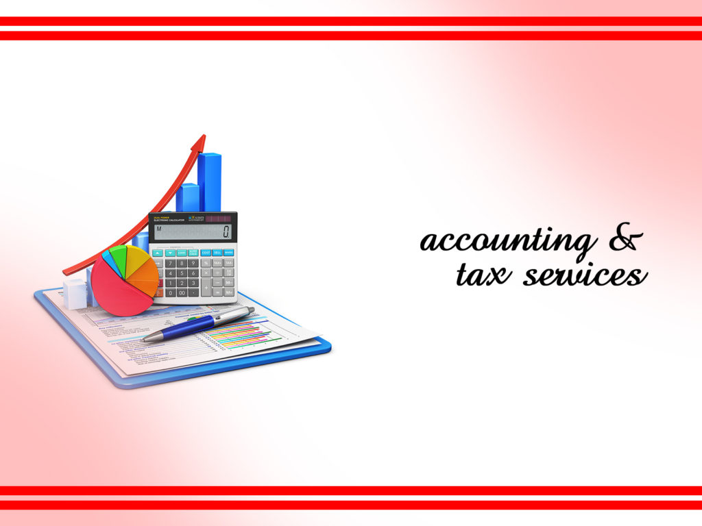 Tax services - Nehru Accounting Associates Inc.